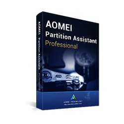 AOMEI Partition Assistant Professional + Lifetime Free Upgrades